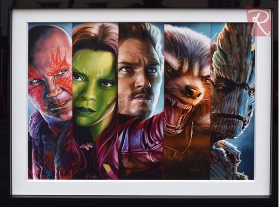 Picture of Guardians of the Galaxy