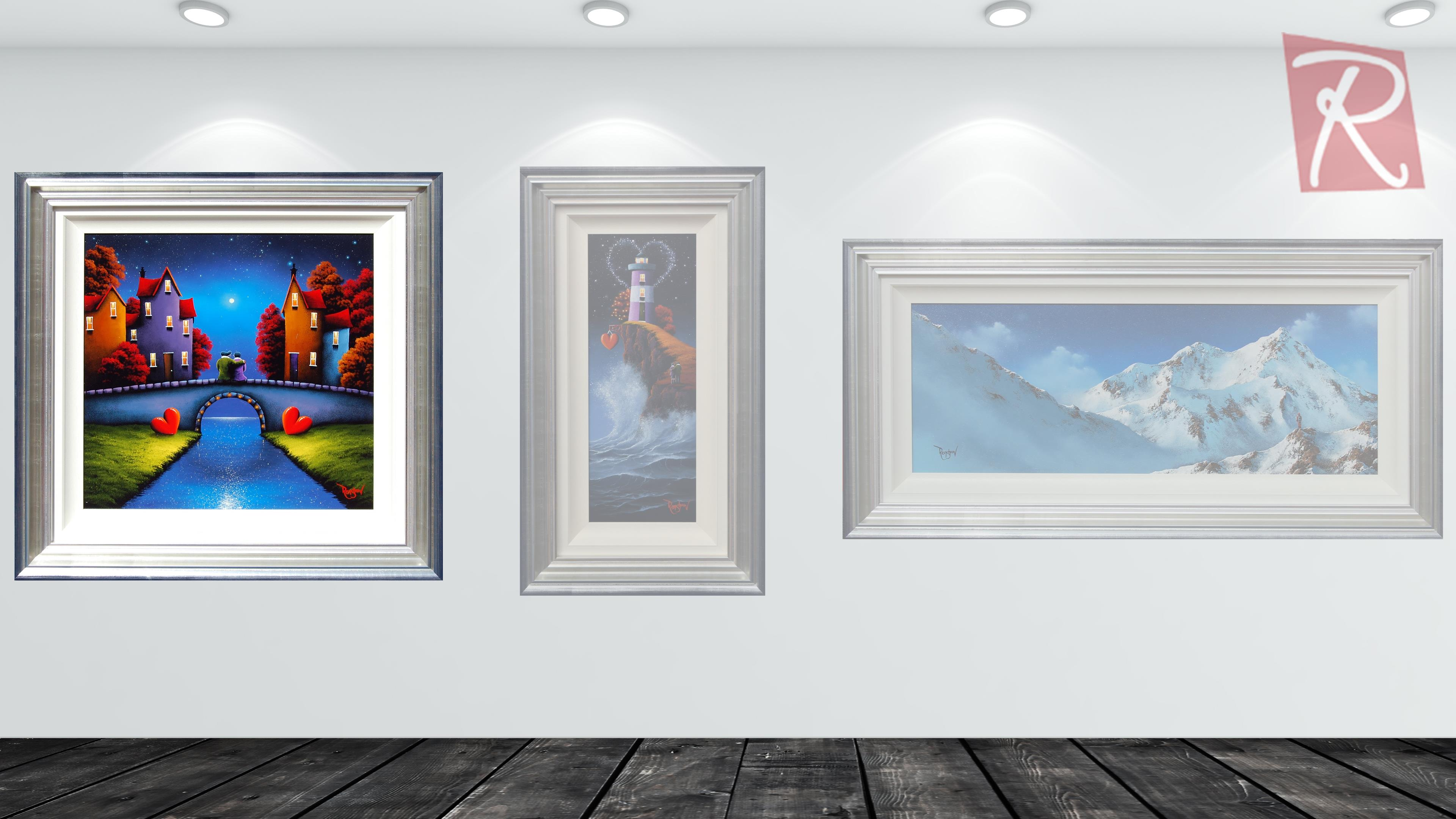 David Renshaw 'Voyage to Discovery' Exhibition 10th Sept 2-4pm