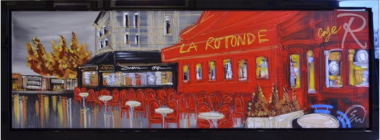 Picture of Lunch at La Rotonde