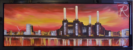 Picture of Battersea Sunrise