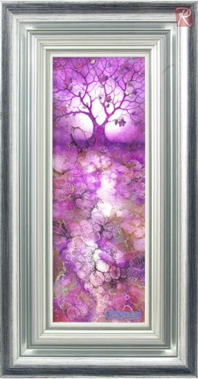 Picture of Kerry Darlington - Plum Blossom
