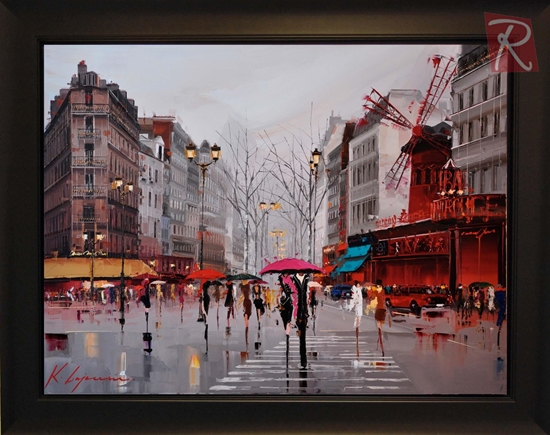 Picture of Ambiance of Moulin Rouge - Limited Edition