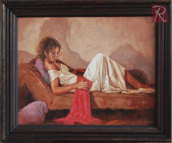 Picture of Reclining Beauty