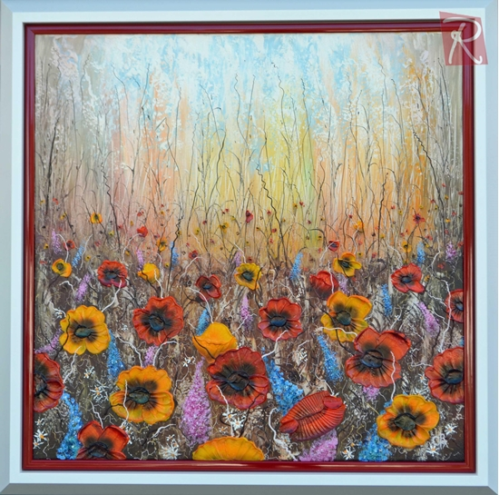 Picture of Flower Field