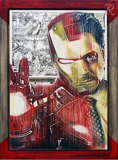 Picture of Iron Man - Tony Stark