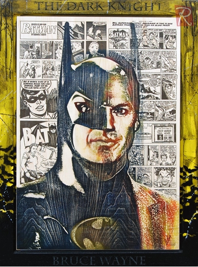 Picture of Bruce - The Dark Knight