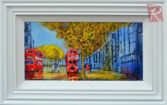 Picture of London in Summer