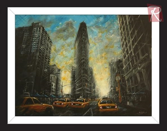 Picture of Flat Iron - LIMITED EDITION