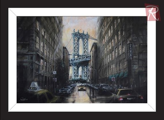 Picture of Bridge to New York - LIMITED EDITION