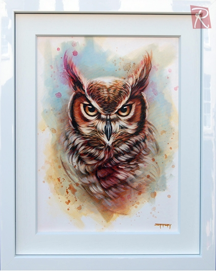 Picture of Thinking Owl