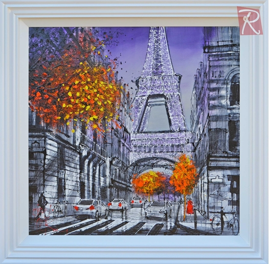 Picture of Dreaming of Paris