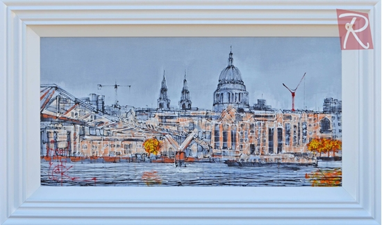 Picture of A View to St Pauls