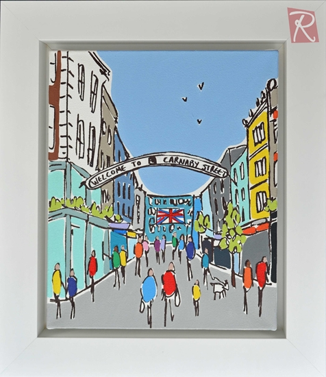 Picture of Mini Morning Carnaby