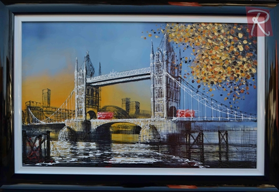 Picture of Tower Bridge At Dawn