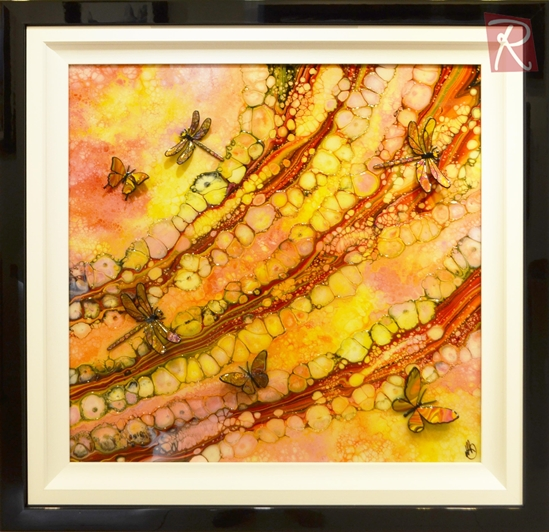 Picture of Butterflies and Dragonflies