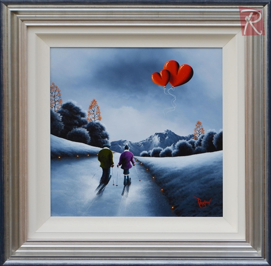 Picture of Romance on the Slope