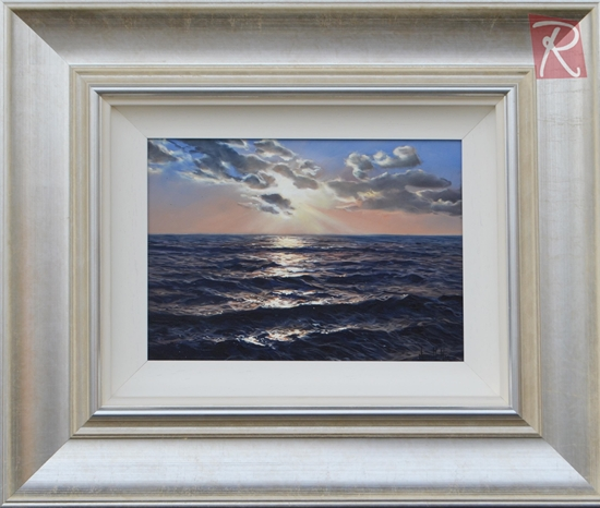 Picture of Sea at Sunset