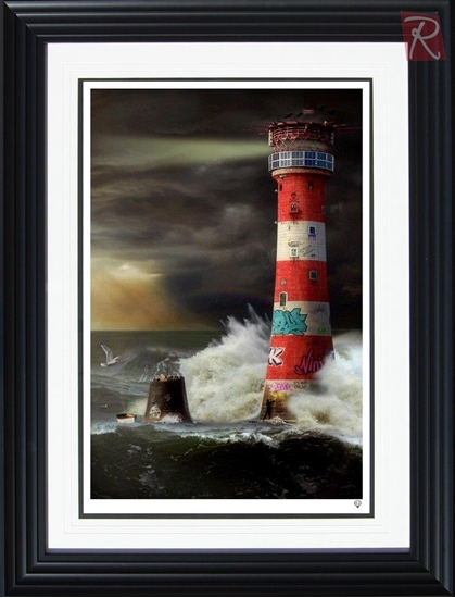 Picture of Eddystone Lighthouse