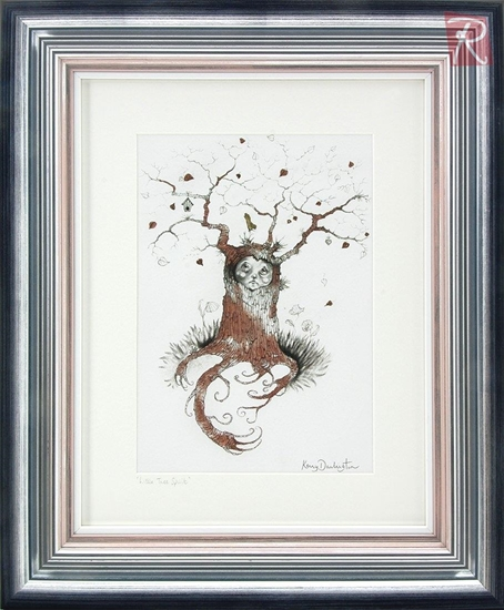 Picture of Little Tree Spirit - Remarque