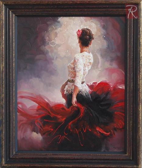 Picture of Mark Spain - Flamenco II