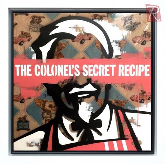 Picture of Secret Recipe, Fabric Works