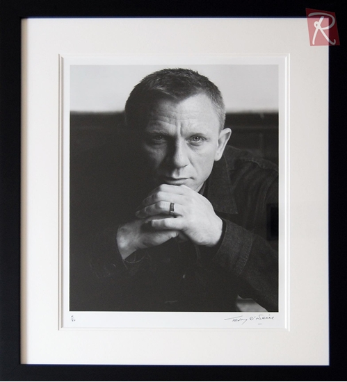 Picture of Terry O'Neill - Daniel Craig