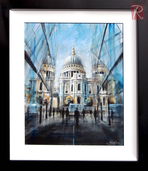 Picture of Reflecting at St Pauls