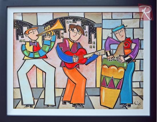 Picture of City Trio Tune