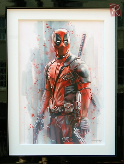 Picture of Did I Leave The Stove On - Deadpool