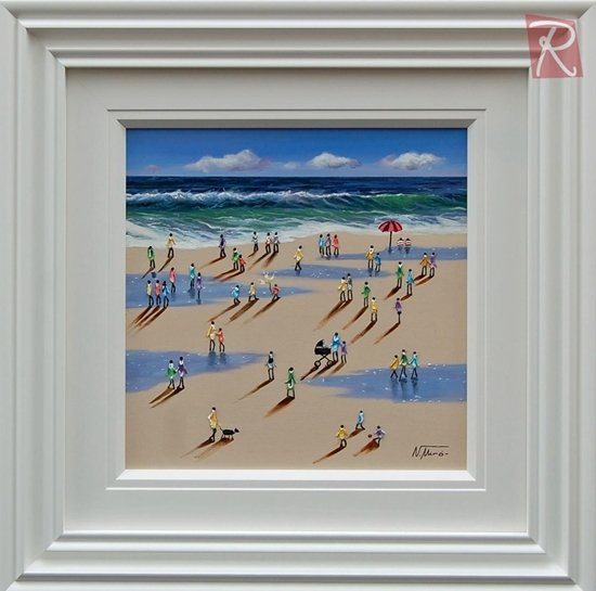 Picture of Blustery Beach