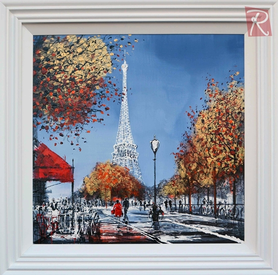 Picture of Autumn Breeze in Paris