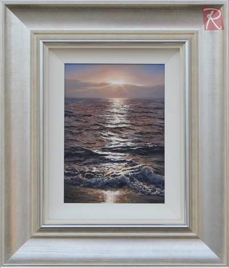 Picture of Beach At Sunrise