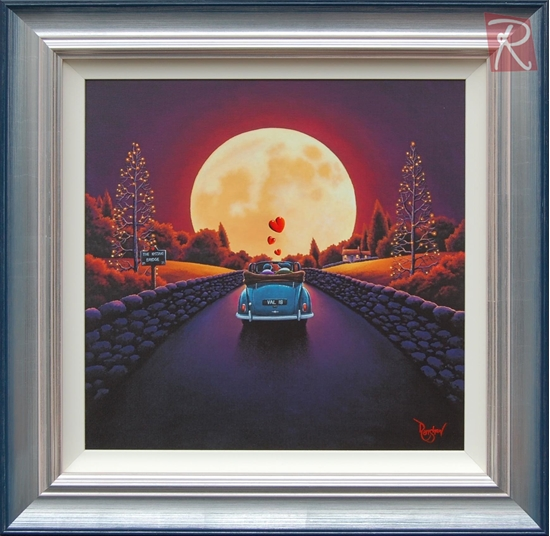Picture of The Kissing Bridge Limited Edition 25/25