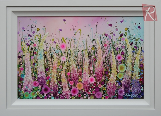 Picture of Sweet Flower Chintz