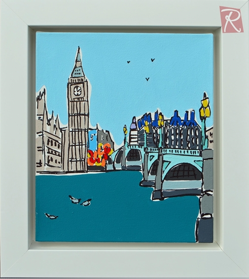 Picture of Mini Westminster Bridge II