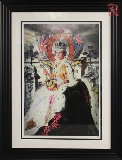 Picture of Queen Coronation