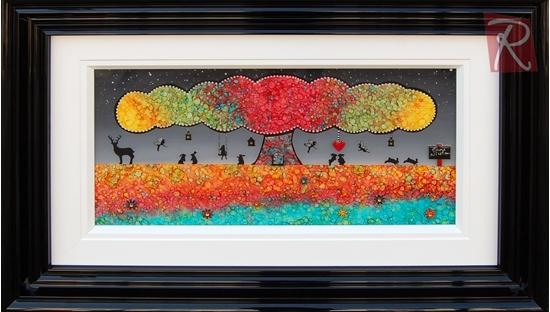 Picture of Rainbow Love II