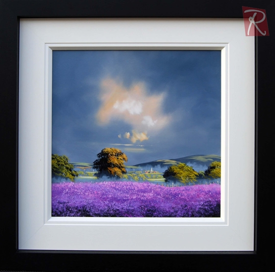 Picture of Lavender Afternoon