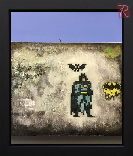 Picture of Batman and Robin