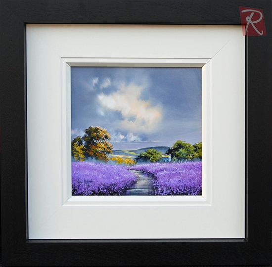 Picture of Lavender In Bloom