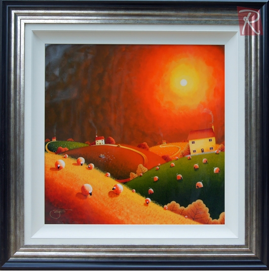Picture of A J Callan- Rolling Hills