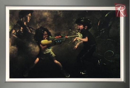 Picture of Ripley's Game - Canvas