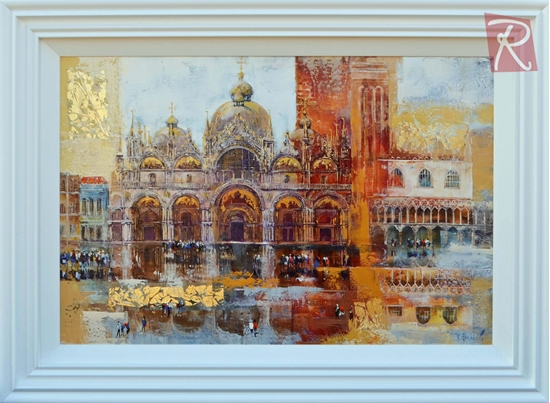 Picture of Golden Venice