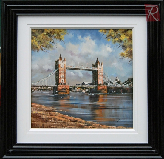 Picture of Tower Bridge - Morning