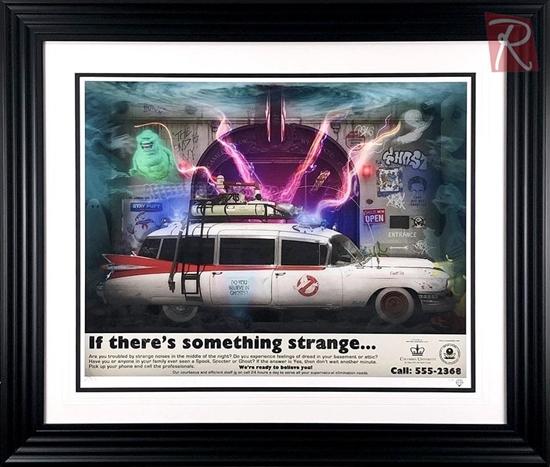 Picture of Something Strange...