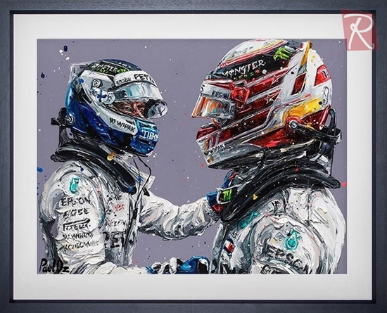 Picture of Hamilton and Bottas 18