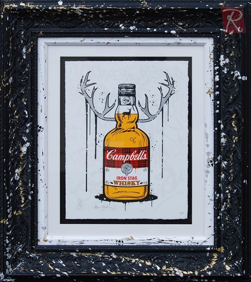 Picture of Iron Stag Whiskey