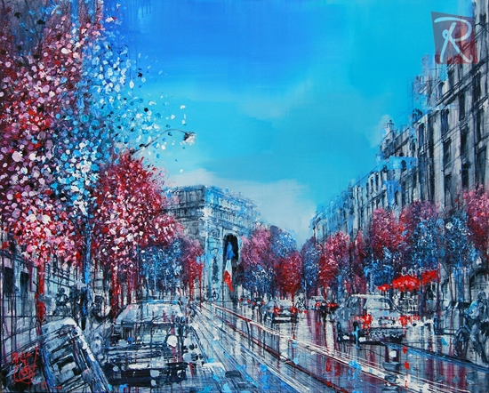 Picture of Champs Elysees