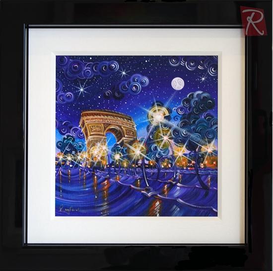Picture of The Arc de Triomphe