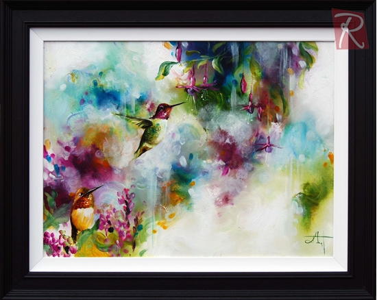 Picture of Hummingbirds